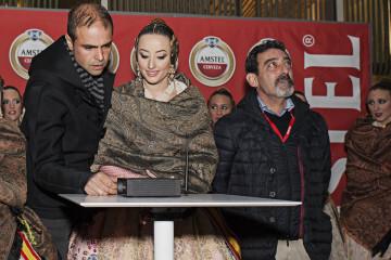 Amstel reconoce a todas las Fallas valencianas con un emocionante y atronador espectáculo pirotécnico ( (4)