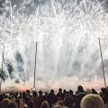 Amstel reconoce a todas las Fallas valencianas con un emocionante y atronador espectáculo pirotécnico ( (5)