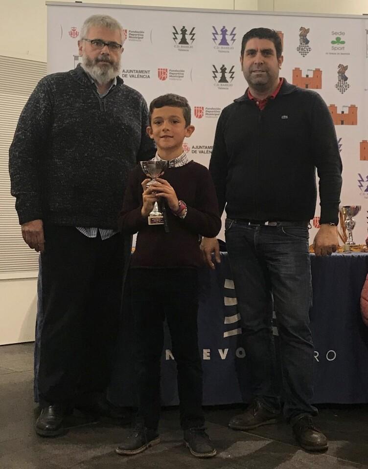 Campeon Sub-8 Guillermo Beneyto