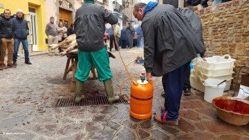 Casa Granero celebra la jornada gastronómica 24 de «La Matanza» 20180212_113210 (1)