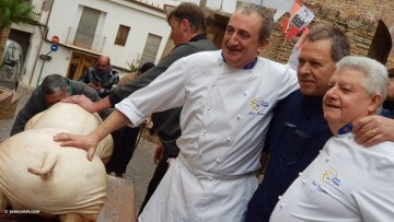 Casa Granero celebra la jornada gastronómica 24 de «La Matanza» 20180212_113210 (8)
