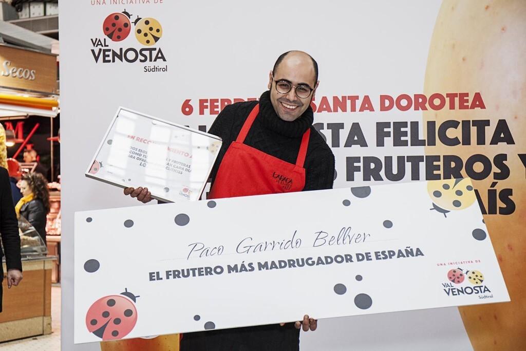 Día del Frutero Mercado Central de Valencia (2)