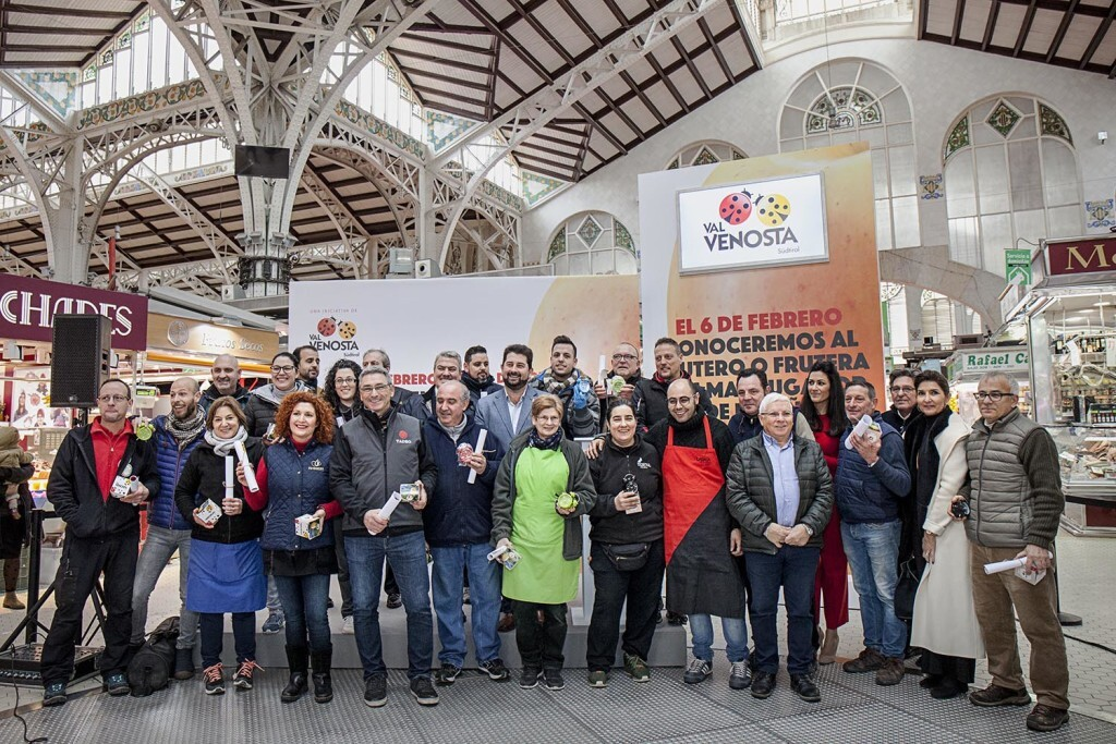 Día del Frutero Mercado Central de Valencia (3)