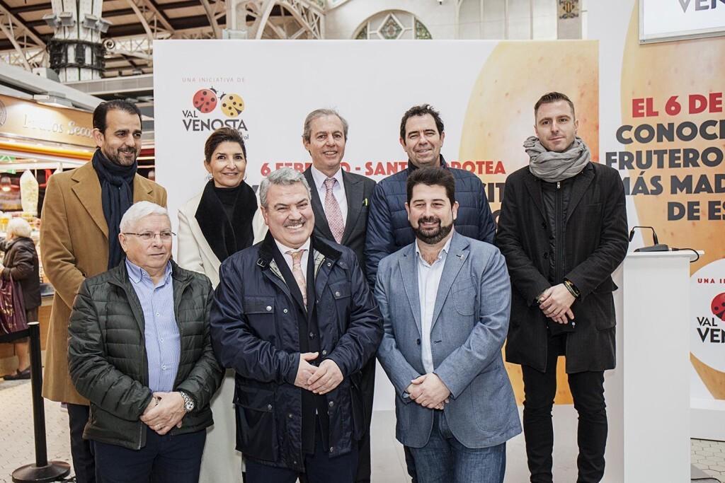 Día del Frutero Mercado Central de Valencia (4)