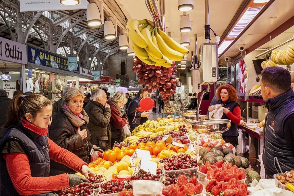 Día del Frutero Mercado Central de Valencia (5)