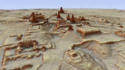 Descubrieron gigantesca ciudad maya en la selva