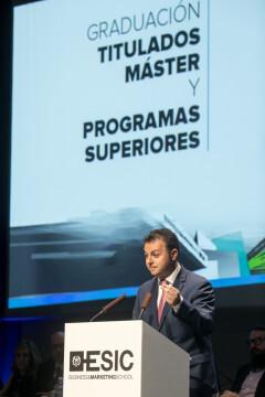 Eduardo Gómez Director General ESIC