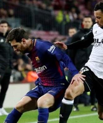 El Barça se impuso por la mínima.