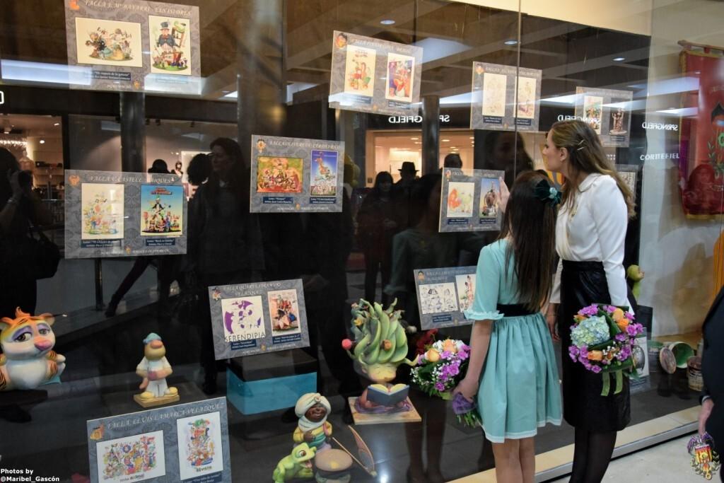 El Dilluns 29 de gener va concloure l'exposició d'esbossos, que l'agrupació Olivereta (2)