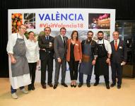 El Kitchen Club de Madrid reúne a cuatro de los mejores chefs de València en una demostración gastronómica organizada por la Fundación Turismo València (1)