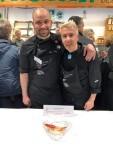 El chef Bruno Ruiz, del restaurante Aticook-Bruno Ruiz, gana el 7º Concurso Internacional de Cocina Creativa de la Gamba Roja de Dénia (1)