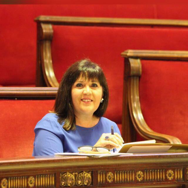 FOTO María Dolores Jiménez
