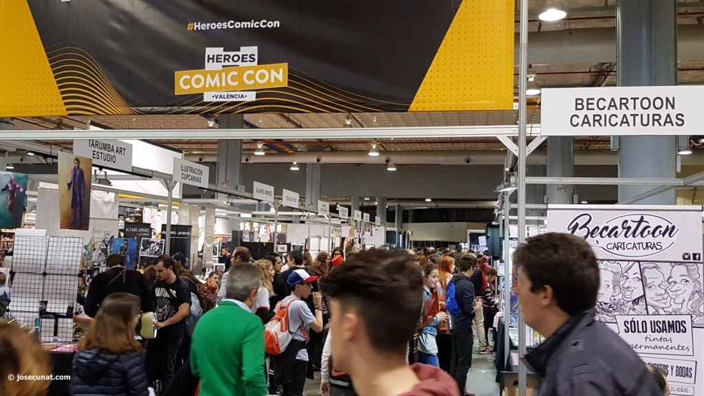 Heroes comic con valencia 20180224_091752 (30)