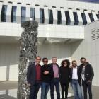 El aeropuerto de Castellón y el Museu de Vilafamés ponen en marcha una nueva exposición pictórica y escultórica en la 'Sala 30'