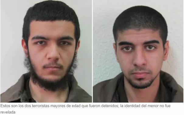 Israel detuvieron a tres terroristas que planeaban atentar en el Monte del Templo en nombre de ISIS Infobae