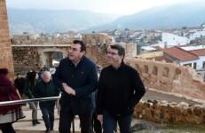"""Jorge Rodríguez """"La Diputación es la gran aliada de los municipios de interior para frenar la despoblación""""."""