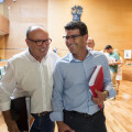 Jorge Rodríguez y Pepe Ruiz