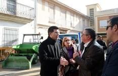 La Diputación duplica sus inversiones en Jalance en su apuesta por dinamizar la economía de los municipios de interior.