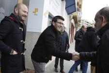 La Diputación inyectará 10,5 millones de euros en la Vall d'Albaida en 2018.