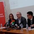 """Maria Josep Amigó, """"Los municipios de la Ribera Alta y la Ribera Baixa verán incrementados notablemente los recursos del nuevo SOM""""."""