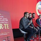 Amstel, Ricardo Caballer y JCF presentan, un espectáculo con más de 1.200 kg de material pirotécnico para reconocer a València y sus fallas