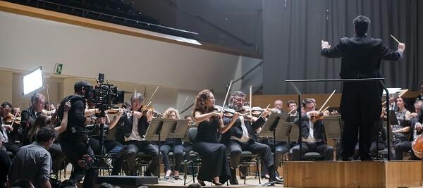 Orquesta de València.