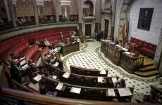 José Cuéllar 22/2/2018 Valencia, Comunitat Valenciana. Sessió ordinària del ple de l'ajuntament