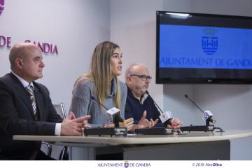Presentación cardioprotección Ayuntamiento Gandía
