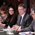 Puig afirma que el Barómetro 2017 constata que 'han vuelto la confianza y la honradez a la política valenciana'.