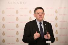 Puig pide un 'frente común' de las autonomías para exigir al Gobierno la reforma inmediata del modelo de financiación