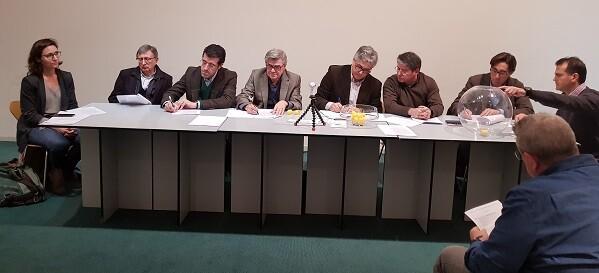 Sorteo CIBM 2018.