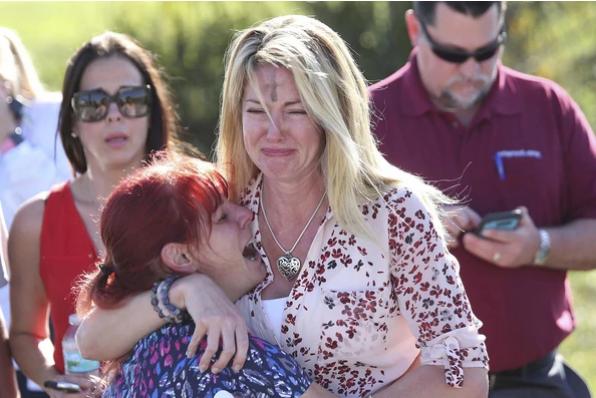 Tiroteo en una escuela en Florida confirmaron al menos 17 muertos Infobae