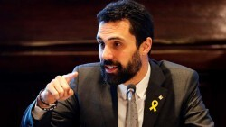Torrent aviva la tensión al no tramitar la reforma de la ley de Presidencia propuesta por JxCat