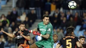 Valencia CF Coquelin Gol de cabeza