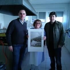 Vilafamés reconeix el treball de Emilia Forés, la cuinera del CEIP Sant Miquel