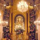 El barrio valenciano de Campanar conmemora este lunes el hallazgo en el siglo XVI de la imagen de su patrona