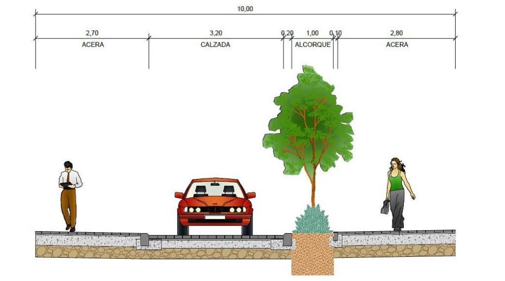 0803 Secció reurbanització carrer Murta