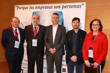 Acto Inaugural Congreso Intenacional de Psicología del Trabajo y RRHH 1