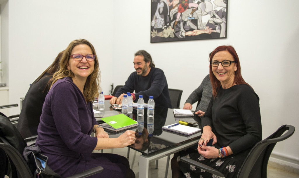 Amigó se reúne con consellera medio ambiente foto_Abulaila (2)