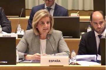 Bañez Consejo de ministros europeos 2