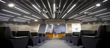 Consejo de Ministros Sala de Prensa