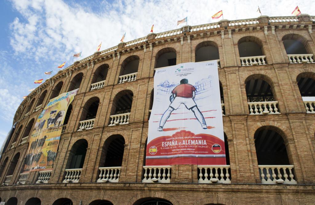 Copa Davis en Plaza Toros foto_Abulaila5