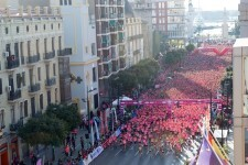 El Circuito Nacional de la Carrera de la Mujer 2018 arranca en València.