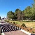 El Parque Lineal de Benimàmet se abrirá al uso el próximo 12 de marzo.