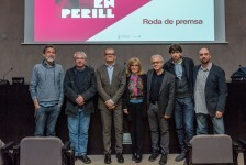 El documental 'Josep Renau. L'art en perill' reivindica la relevancia del artista valenciano.