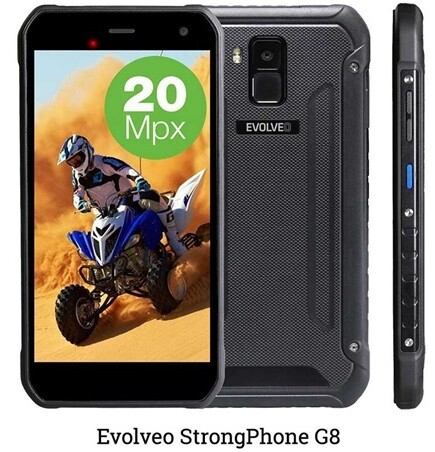 Evolveo StrongPhone G8.