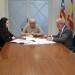 Alcaraz renueva el compromiso en materia de transparencia con la Universitat de València
