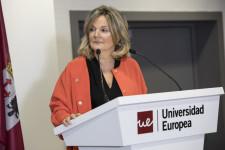 Pilar Mateo, nueva presidenta del Consejo Asesor de la Universidad Europea de Valencia.