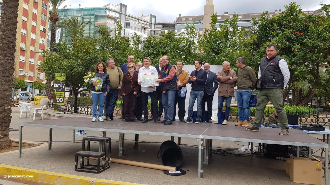 II Concurs d'Espardenyà Valenciana de Aizira Francisco José García 20180 (200)
