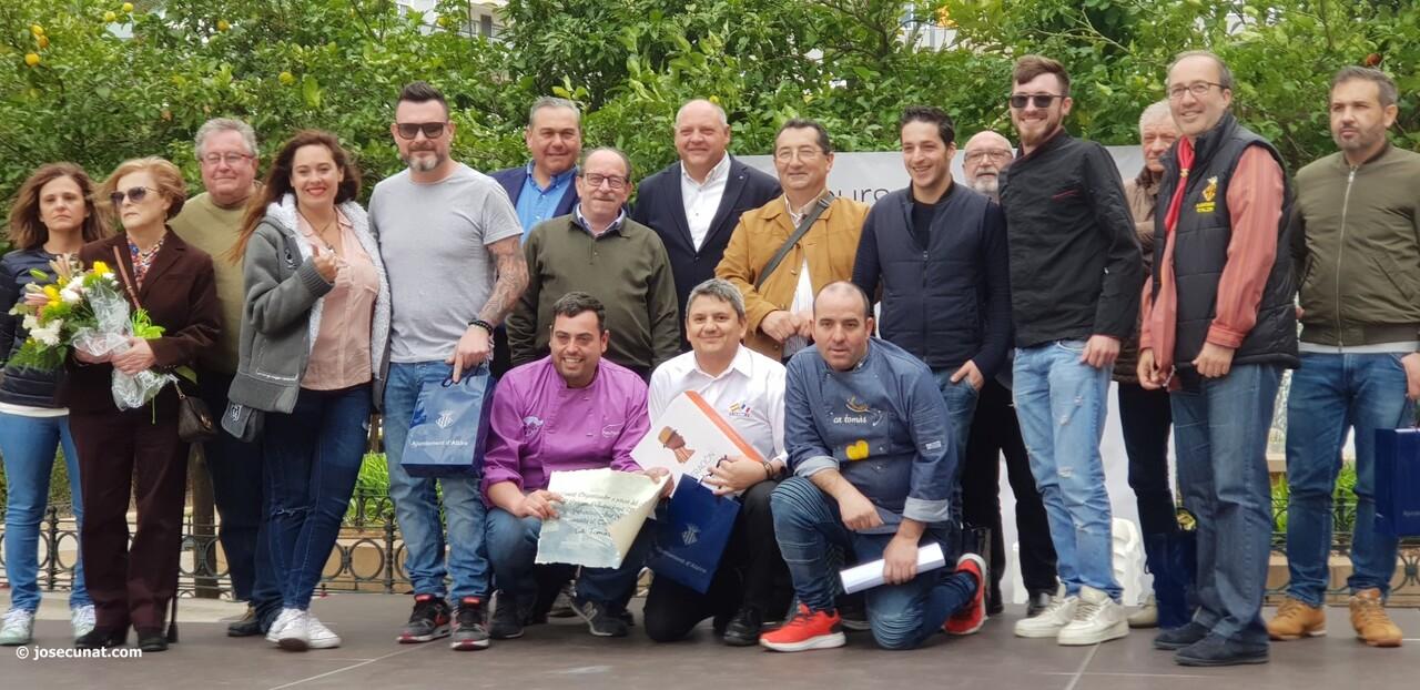 II Concurs d'Espardenyà Valenciana de Aizira Francisco José García 20180 (209)